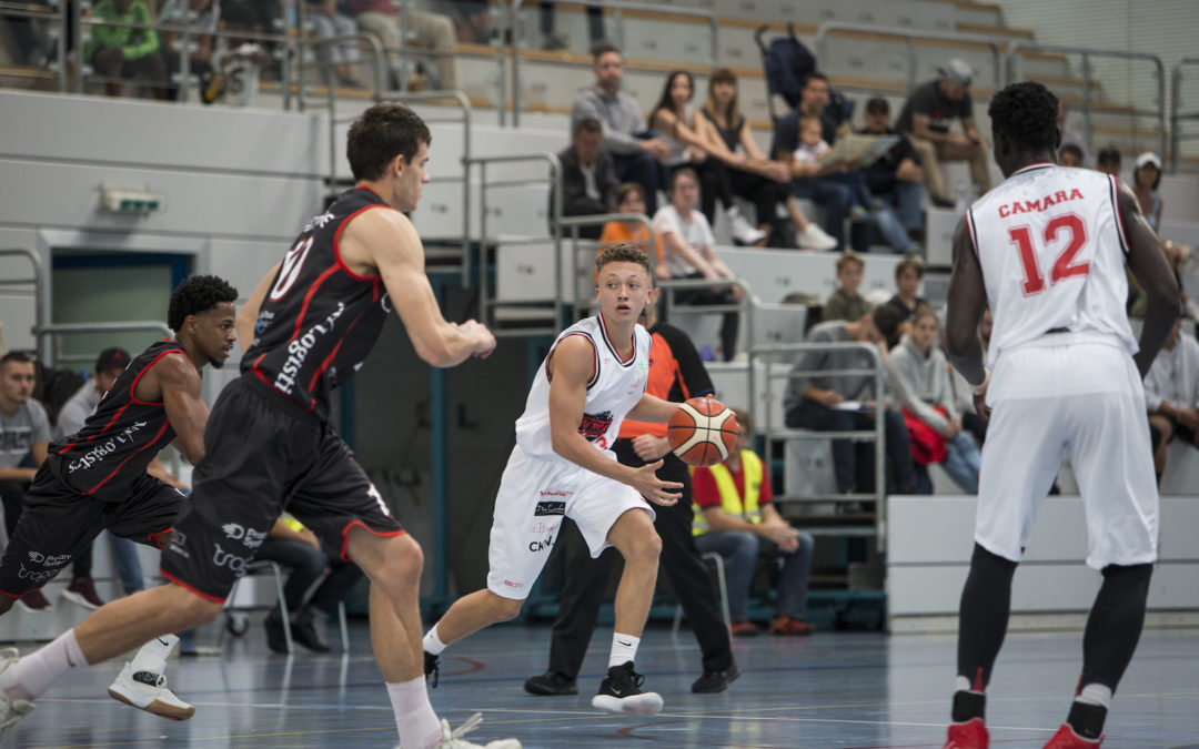 Grosser Basketball-Samstag in der Maihofhalle: NLA und U17 im Einsatz gegen Neuchâtel