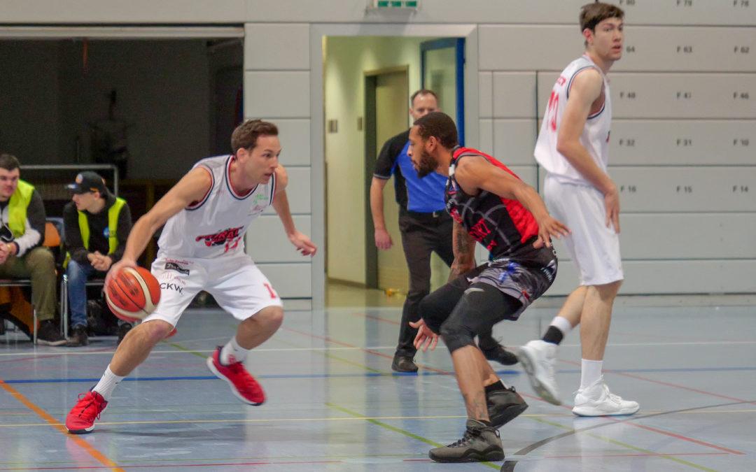Aufholjagd nicht belohnt: SCB verliert gegen Boncourt in den Schlusssekunden