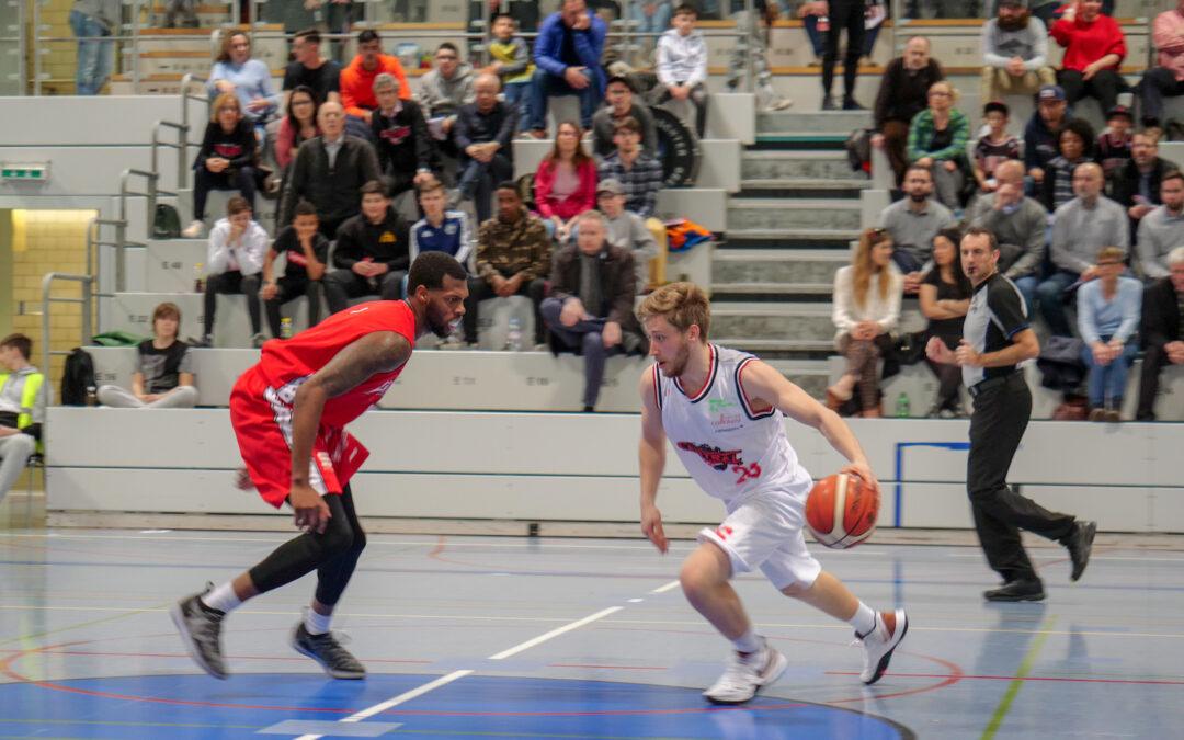 SCB will den 5. Saisonsieg: Dienstagsspiel gegen die Pully-Lausanne Foxes (heute, 20 Uhr, Maihof)