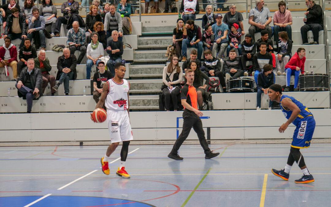 Niederlage zum Meisterschafts-Abschluss:  Swiss Central vergibt Siegeschance gegen die Starwings