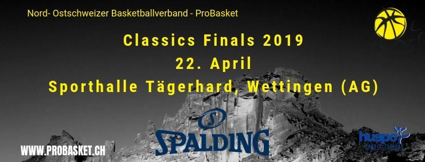 «Classics»-Finale am Ostermontag in Wettingen –Gratistickets für SCB-Fans (Bestellschluss: Donnerstag, 12 Uhr)