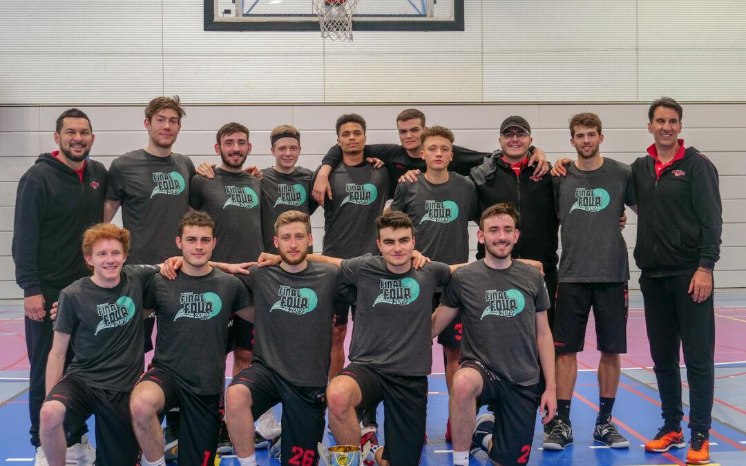 Final Four in Baden: Im Halbfinal am Samstag wartet Bernex Basket