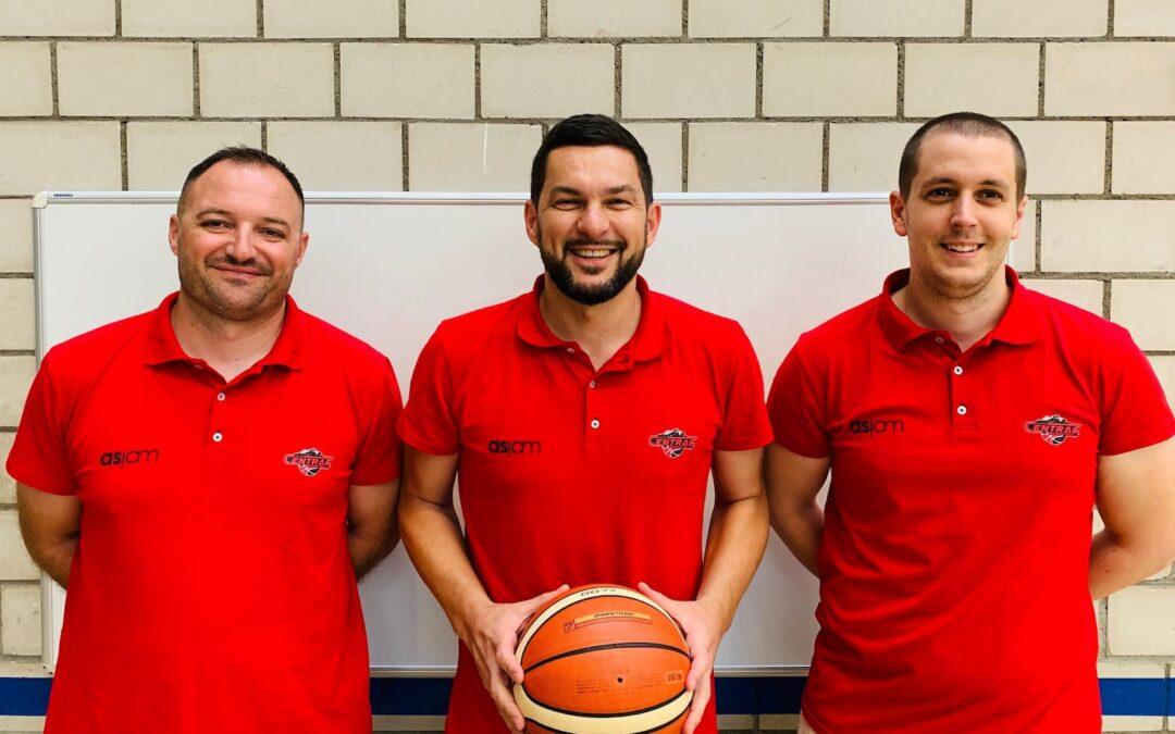 NLA Saison 2019/2020: Der neue Coaching-Staff steht!