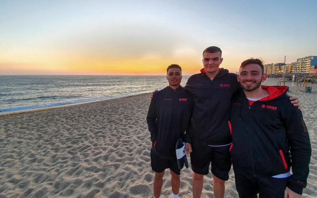 Europameisterschaften: Vier SCB-Vertreter mit der U18-Nati unterwegs