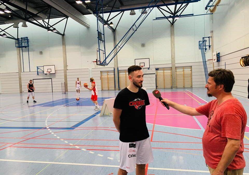 TV-Tipp: Swiss Central Basketball im Sportpanorama (Sonntag, 18.30 Uhr, SRF 1)