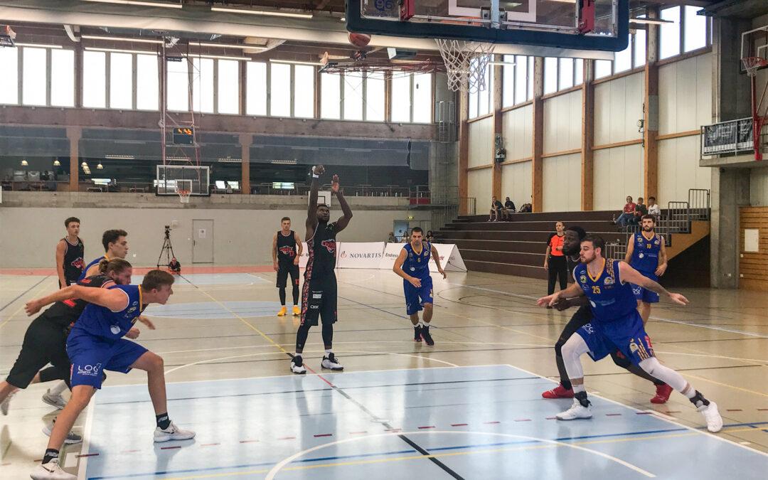 Finalniederlage gegen Vevey Riviera: SCB holt sich Rang 2 am Novartis-Cup 2019