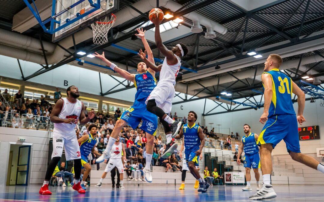 Bittere Heimniederlage: Missglückter Saisonstart für Swiss Central Basketball