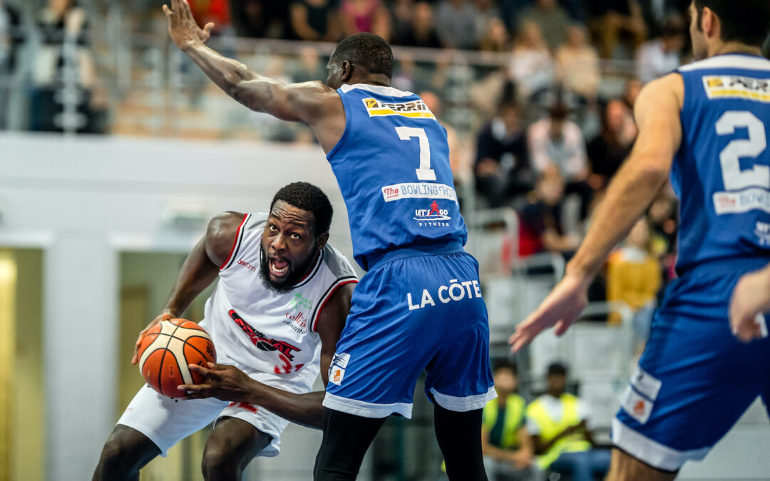 Randy Phillips verlässt Swiss Central Basketball