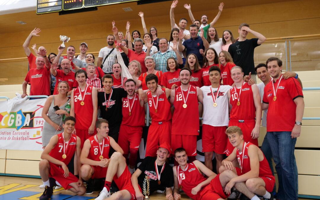 Crowdfunding lanciert: Auf weitere 10 Jahre Swiss Central Basketball!