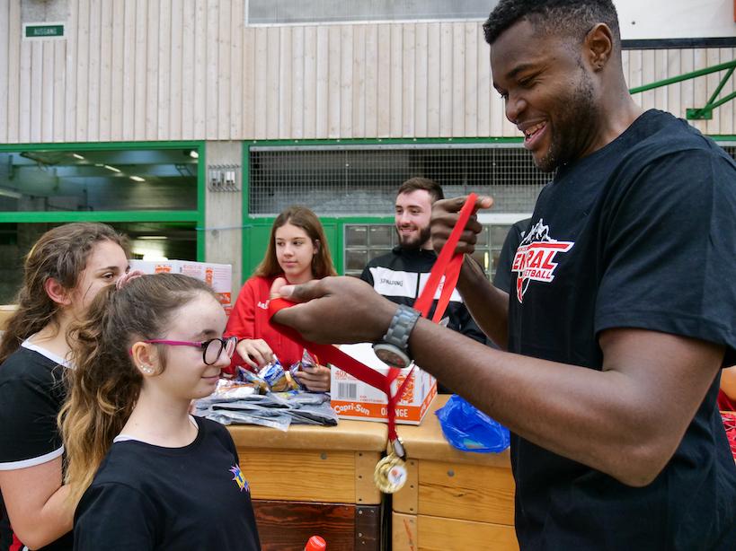 Wenn 200 Kids auf Korbjagd gehen: Rückblick auf das Luzerner Schülerturnier 2020