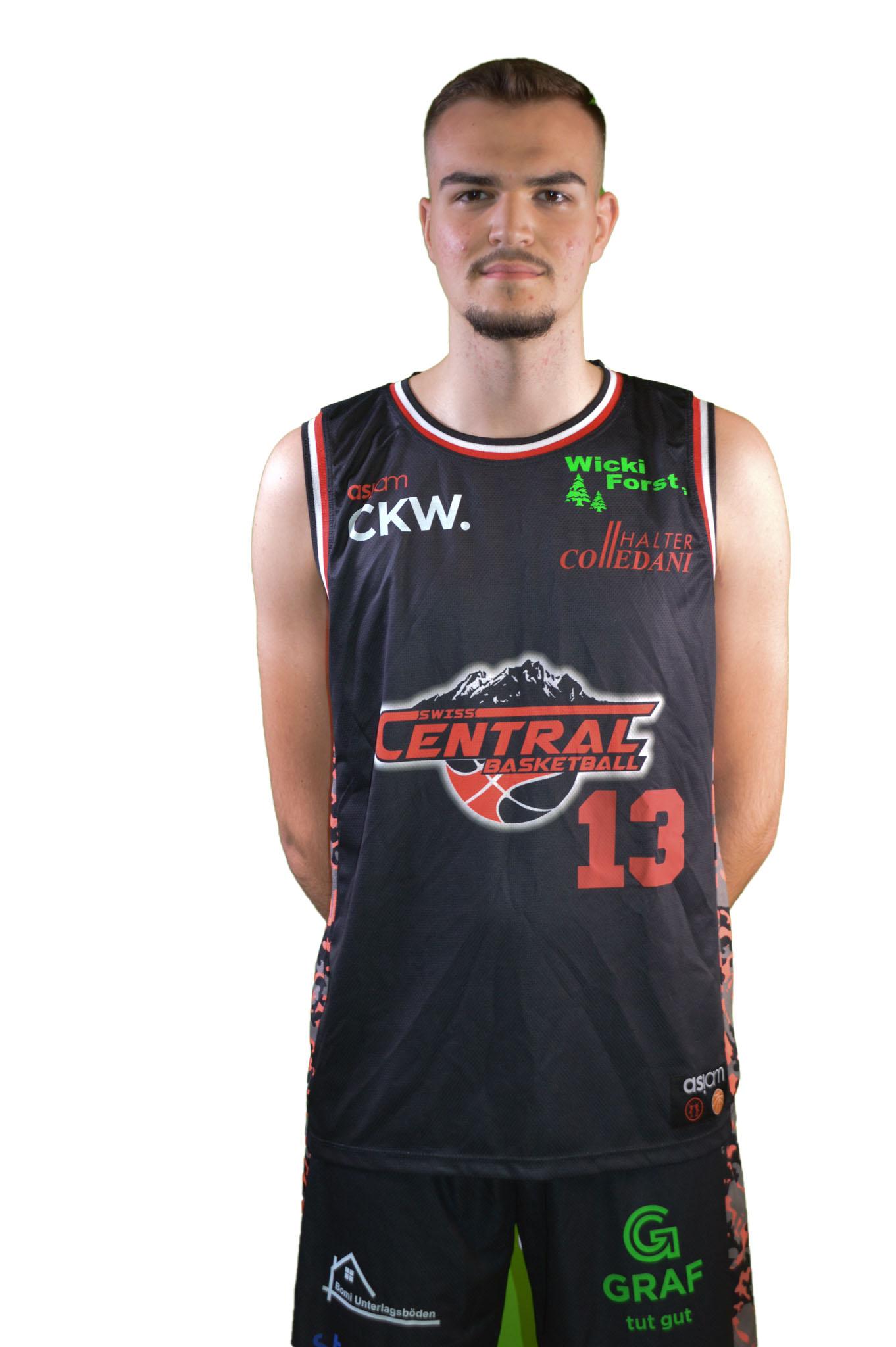 11 - Haris Jusovic