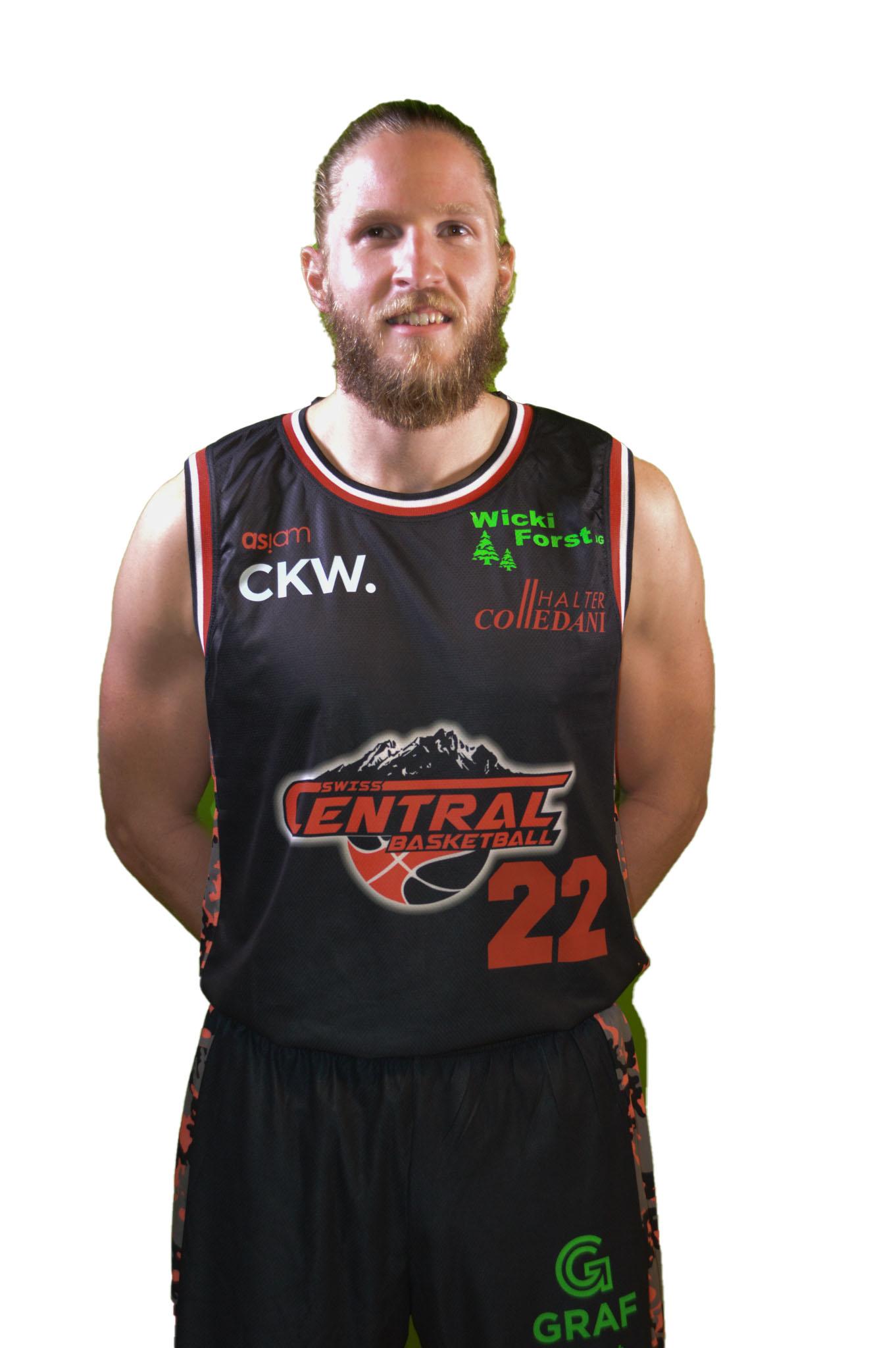 22 - Michael Plüss (Captain)