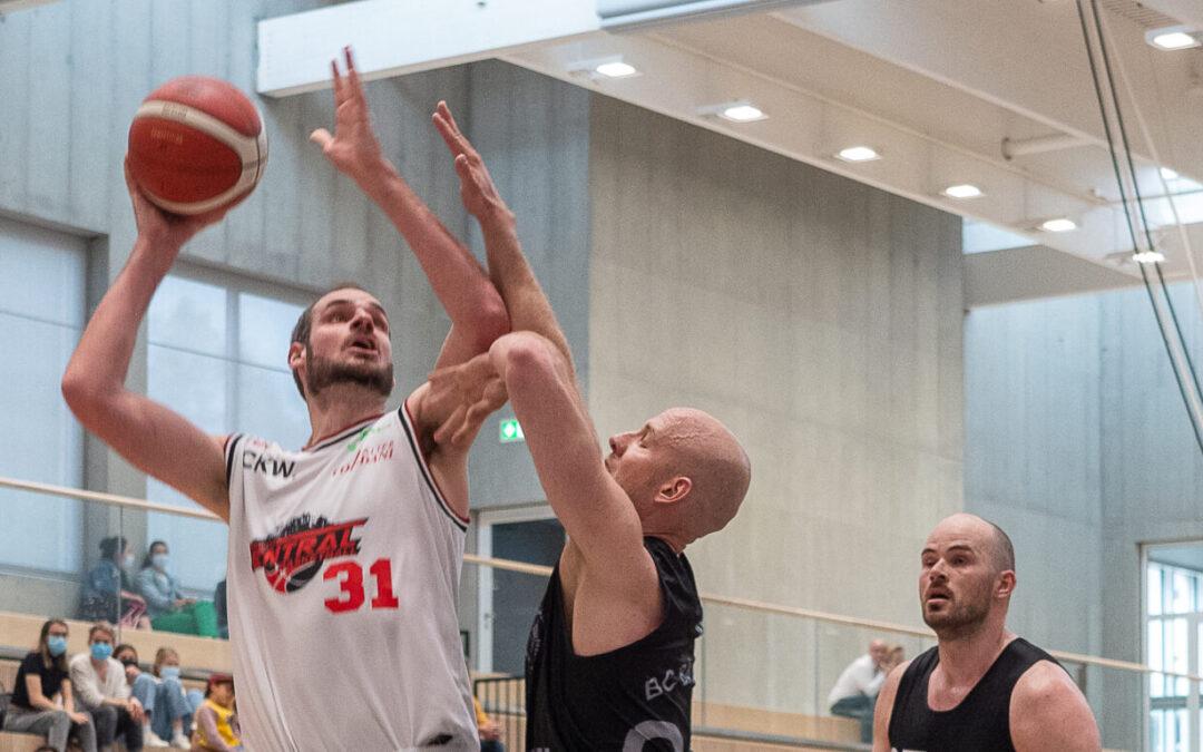 Swiss Central qualifiziert sich für das Final Four